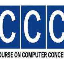 Certificate in Computer Concept (CCC) Course
