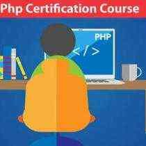 Certificate in PHP