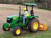 Tractor operator Course